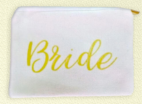 VIB Bride Makeup Bag